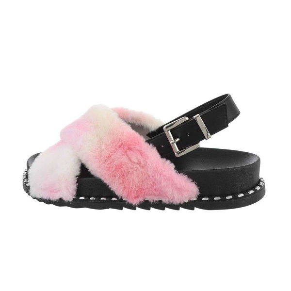 Heleroosa-karvaga-sandaalid-607214
