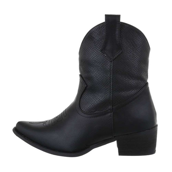 Womens-black-ankle-boots-533482
