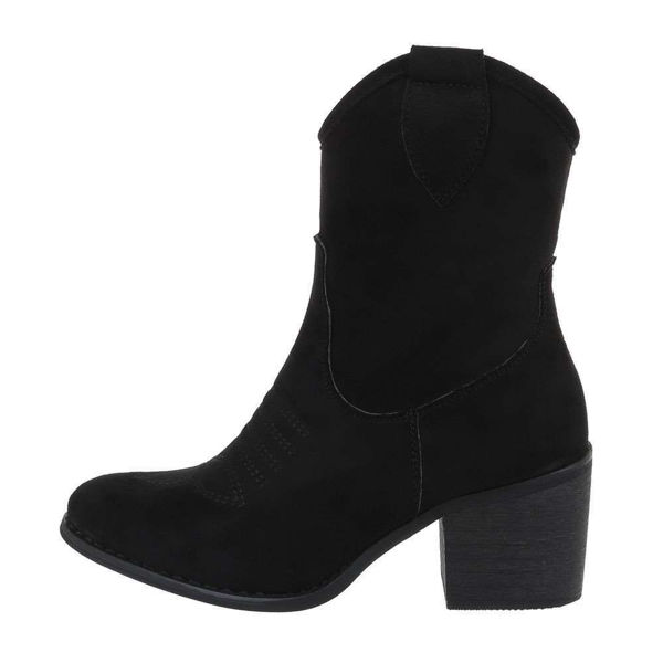 Womens-black-ankle-boots-530656