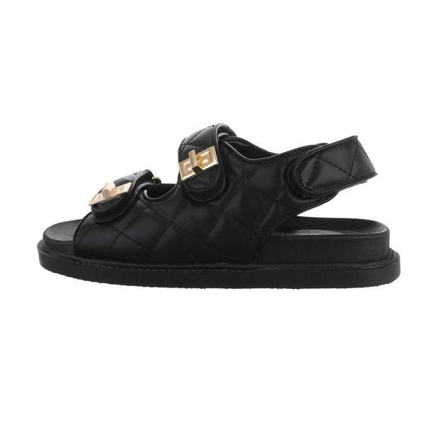 Mustad-sandaalid-604578