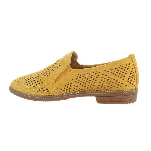 Kollased-naiste-mokassiinid-594697