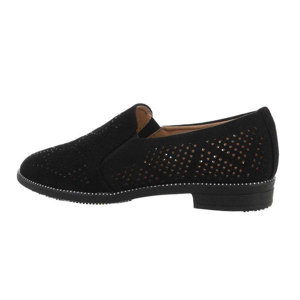 Mustad-naiste-mokassiinid-594665