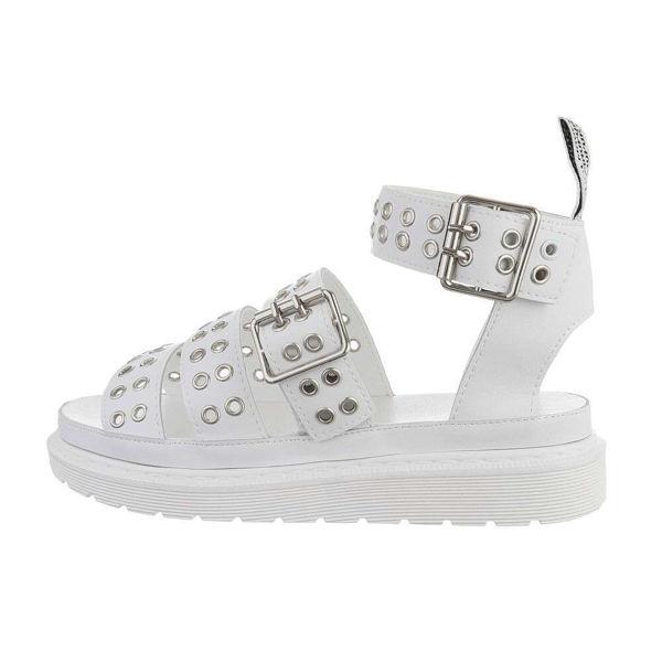 Valged-naiste-sandaalid-600566
