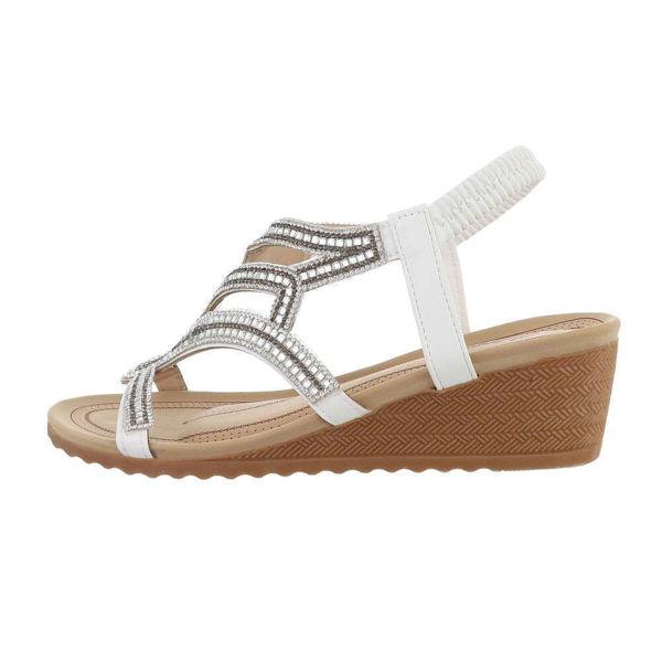 Valged-naiste-sandaalid-588418