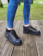 Picture of Black Low-Sneakers