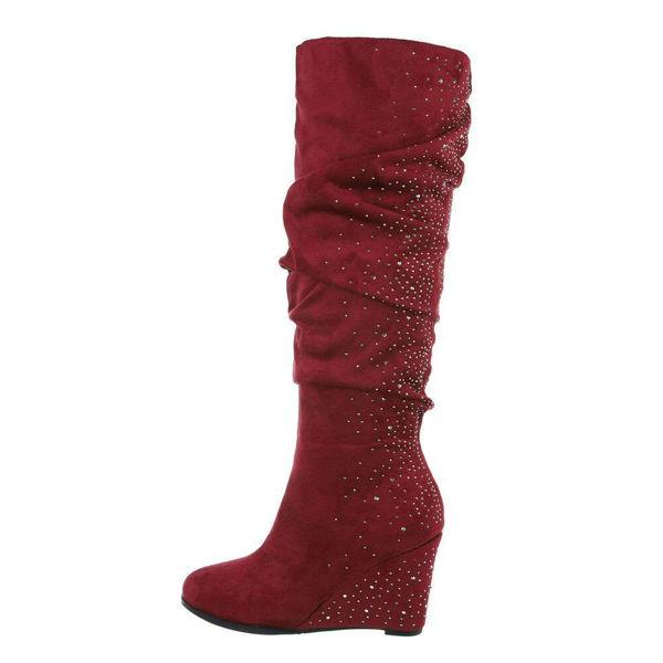 Punased-platvorm-saapad-580683